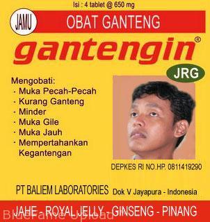 Gantengin JRG