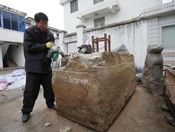 Mummy China