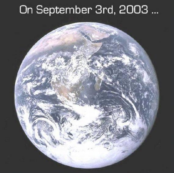 23 September 2003